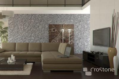 Dekorativni kamen Ancient sivi-S3