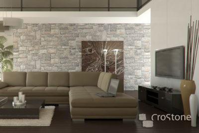 Dekorativni kamen Hackett sivi-S3