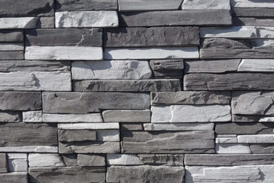 Dekorativni kamen Quick Fit sivi