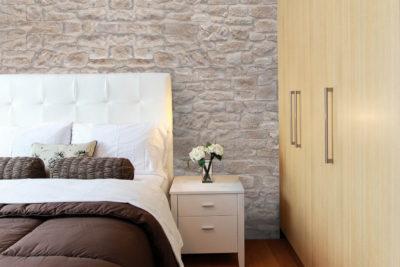 Dekorativni kamen Altopiano White Crostone - uređenje interijera