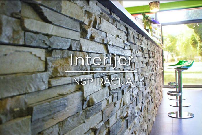 Dekorativni kamen - uređenje interijera